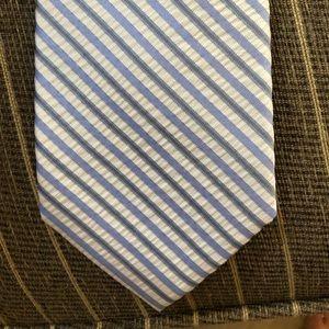 NWT Tommy Hilfiger seersucker tie